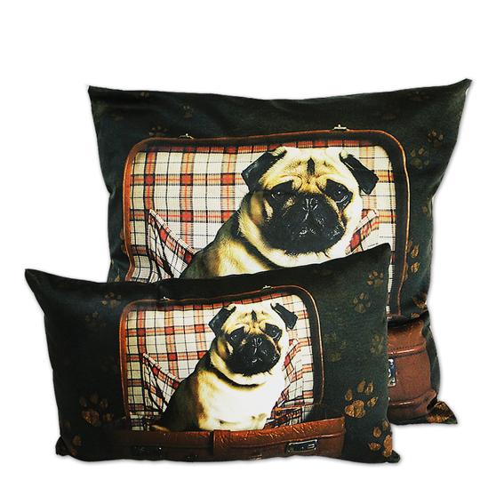 hunde und ihre menschen kissenduo shop bildbiographien exklusive geschenke. Black Bedroom Furniture Sets. Home Design Ideas