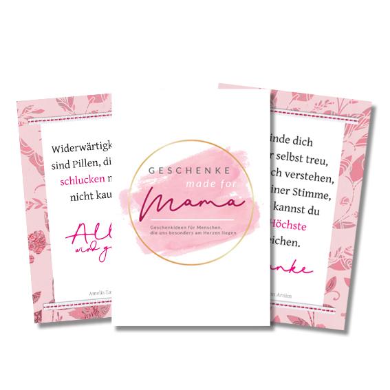 Vintage-Geschenkanhänger-Amelia Earhart-Geschenke-made-for-Mama
