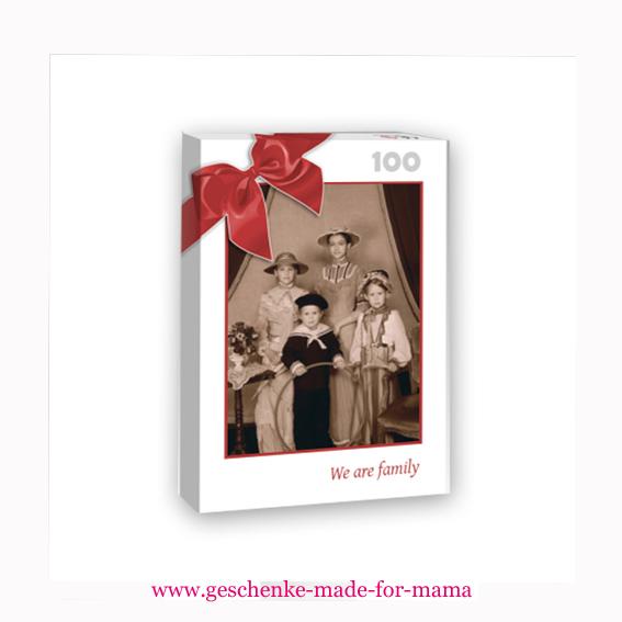 100-Teile-Puzzle aus eigenem Foto in Markenqualität www.geschenke-made-for-mama.de