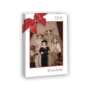 100-Teile-Puzzle aus eigenem Foto in Markenqualität Geschenke made for Mama