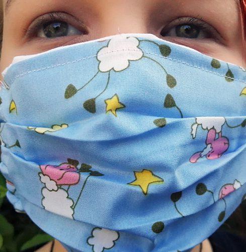 waschbare mund nasen maske schäfchen geschenke made for mama